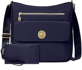 Baggallini Antalya Flap-Pocket Cross-Body Bag