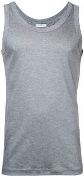ESTNATION scoop-neck vest