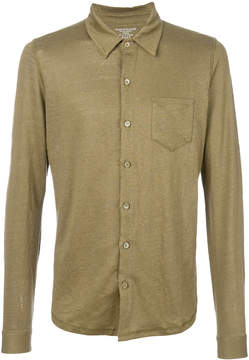 Majestic Filatures casual pocketed shirt