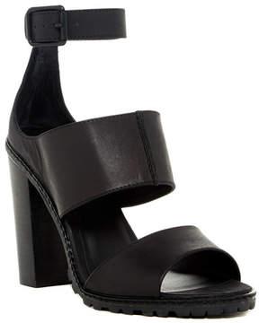 Kelsi Dagger Brooklyn Liza Triple Strap Chunky Sandal