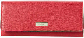 Furla Cabernet Ritzy XL Bifold Leather Wallet