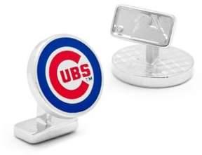 Cufflinks Inc. Cufflinks, Inc. MLB Palladium Edition Chicago Cubs Cuff Links