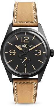 Bell & Ross BR 124 Heritage Watch, 41mm