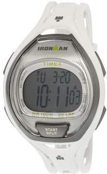 Timex Corporation Ironman Sleek 50 White Tw5k962009j