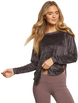 Hard Tail Raglan Shoulder Slide After Yoga Pullover 8165091