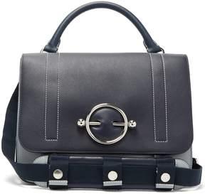 J.W.Anderson Disc leather satchel bag
