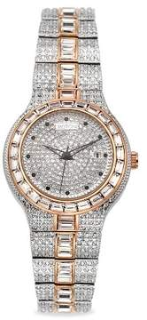 Croton Women's Brass Wristwatch