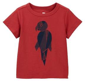Tea Collection King Parrot Graphic Tee (Baby Boys)