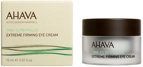 Ahava Time to Revitalize Extreme Firming Eye Cream, .5 oz