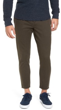 Barney Cools Men's B.line Crop Slim Fit Chinos