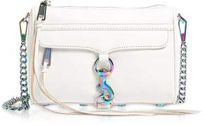 Rebecca Minkoff Bianco Mini MAC Clutch/Shoudler Bag - ONE COLOR - STYLE