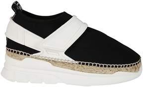 Kenzo Chunky-heel Slip-on Sneakers