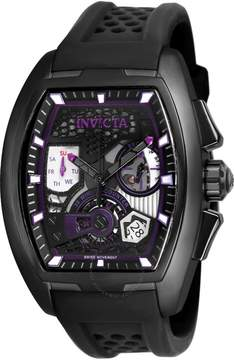 Invicta S1 Rally Chronograph Black Dial Men's Watch