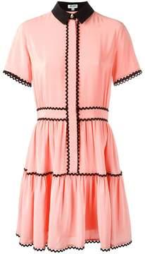 Kenzo A-line shirt dress