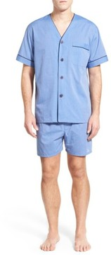 Majestic International Men's Cotton Blend Pajamas