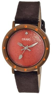 Crayo Slice Of Time Collection CR2107 Women's Watch