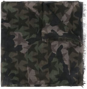 Valentino Camustars scarf
