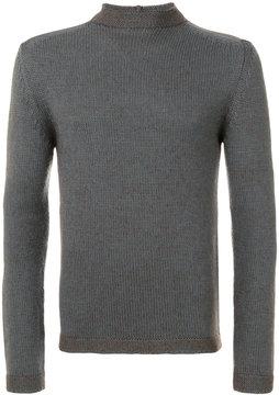Giorgio Armani classic fitted sweater