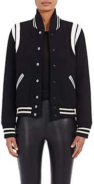 Saint Laurent Women's Varsity Jacket