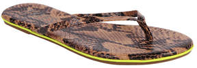 TKEES Lipliner Leather Sandal