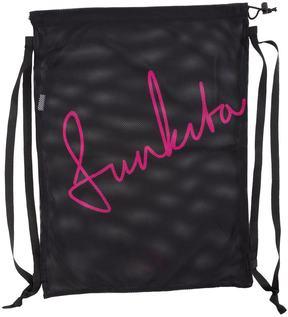 Funkita Still Black Mesh Gear Bag 8148436