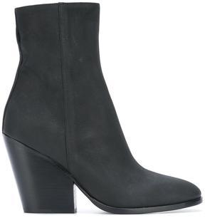 A.F.Vandevorst brushed boots