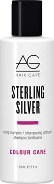 AG Hair Travel Size Colour Care Sterling Silver Toning Shampoo