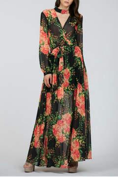 Ark & Co Floral Maxi Dress