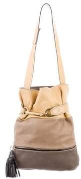 Chloé Tricolor Joan Bucket Bag