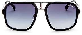 Carrera Square Sunglasses, 58mm