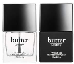 Butter London 'Patent-Gel Top & Tails' Set - No Color