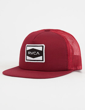 RVCA Injector Boys Trucker Hat