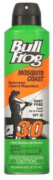 Bull Frog Mosquito Coast Continuous Spray Sunblock with Insect Repellent, SPF 30