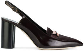 Paul Smith Ava sling-back pumps