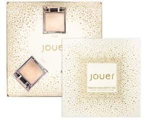 Jouer Skinny Dip, Peach & Rose Gold Powder Highlighter Trio - No Color