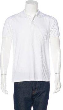 Marc Jacobs Short Sleeve Polo Shirt