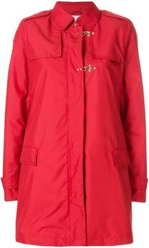 Fay zipped coat