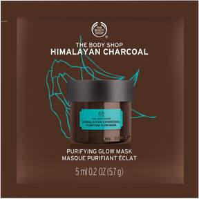The Body Shop Himalayan Charcoal Purifying Glow Mask Sachet