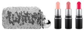 M·A·C MAC Snow Ball Pink Mini Lipstick Kit - Pink