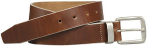 Johnston & Murphy Painted-Edge Belt