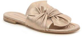 Kennel + Schmenger Kennel Schmenger Women's Schmenger Big Bow Leather Flat Sandal