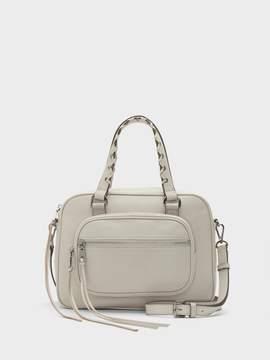 DKNY Shanna Leather Satchel