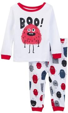 Joe Fresh Boo! Monster Pajama Set (Baby Boys)