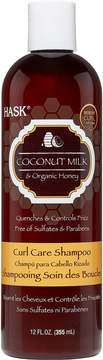 Hask Coconut Milk & Organic Honey Curl Care Shampoo