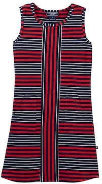 Toobydoo Mila Striped Tank Dress (Toddler, Little Girls, & Big Girls)