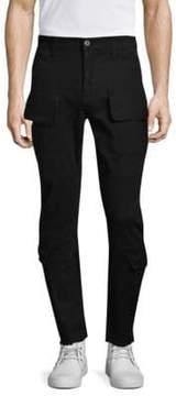 Hudson Slouchy Skinny Cargo Jeans