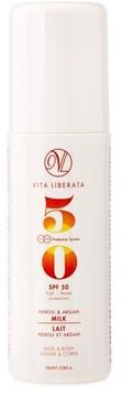 Vita Liberata Neroli & Argan Milk For Face & Body Spf 50