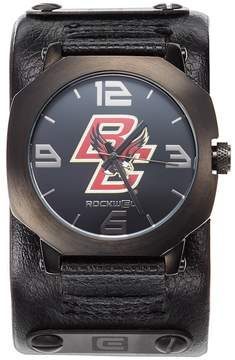 Rockwell Kohl's Boston College Eagles Assassin Leather Watch - Men