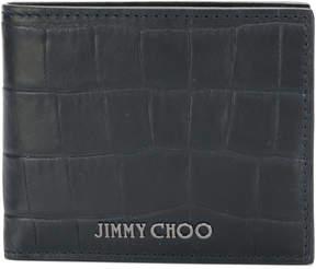 Jimmy Choo billfold wallet