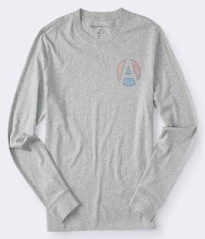 Aeropostale Circle A Graphic Tee